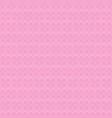 heart pattern seamless valentine background vector image