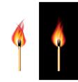 object fire match