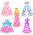 Princess Doll vector image