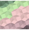 background with colored abstract shapes vector image