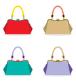 Women Bags vector image