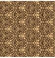Retro decorative seamless pattern Endless vector image
