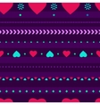 Seamless texture background for fabric vector image