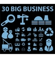 business signs vector image vector image