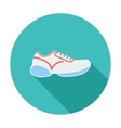 Shoes icon vector image vector image