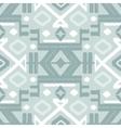 silver gray ikat seamless pattern vector image