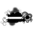 Grunge background EPS10 vector image vector image