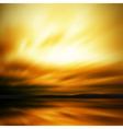 dramatic sky blur vector image