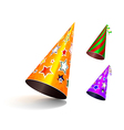 Hat Party small vector image
