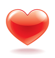 object heart vector image