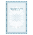 Certificate pattern currency and diplomas vector image vector image