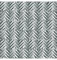 ornate herringbone vector image vector image