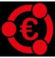Collaboration icon vector image
