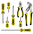 tools graphic vector image