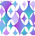 abstract background of geometric shapes vector image