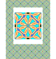celtic pattern 1 vector image vector image