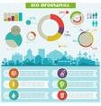 Utility infographics vector image