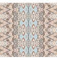seamless pattern ethnic tribal vector image vector image