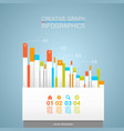 creative dates vector image