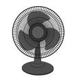 Ventilator vector image