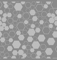 honeycomb natural seamless textured pattern vector image