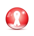aids sign icon vector image