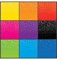 Color Bubbles Backgrounds vector image