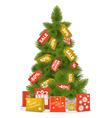 Christmas Sale Concept vector image