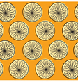 Orange texture or pattern vector image