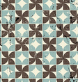 Vintage bright geometric seamless pattern abstract vector image