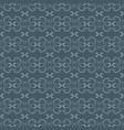 ornamental swirl background in light grey vector image