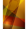 film background vector image vector image
