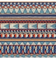 Tribal pattern vector image vector image