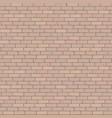 brick wall vector image