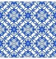 Seamless pattern with Mediterranean motifs vector image