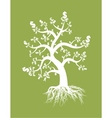money tree design vector image