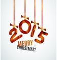 Happy New Year Concept vector image