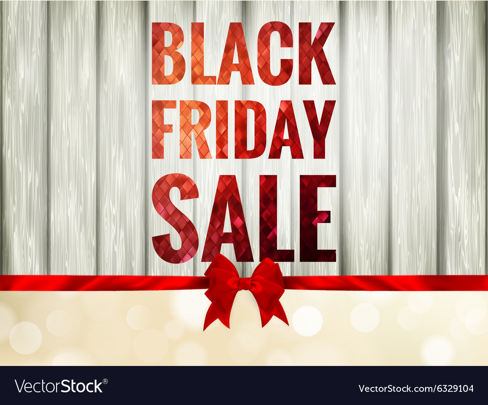 Black friday sale background eps 10 vector