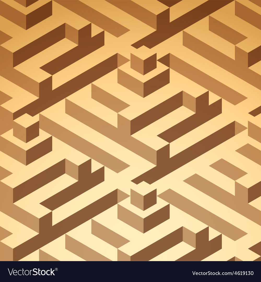 Buildings pattern vector