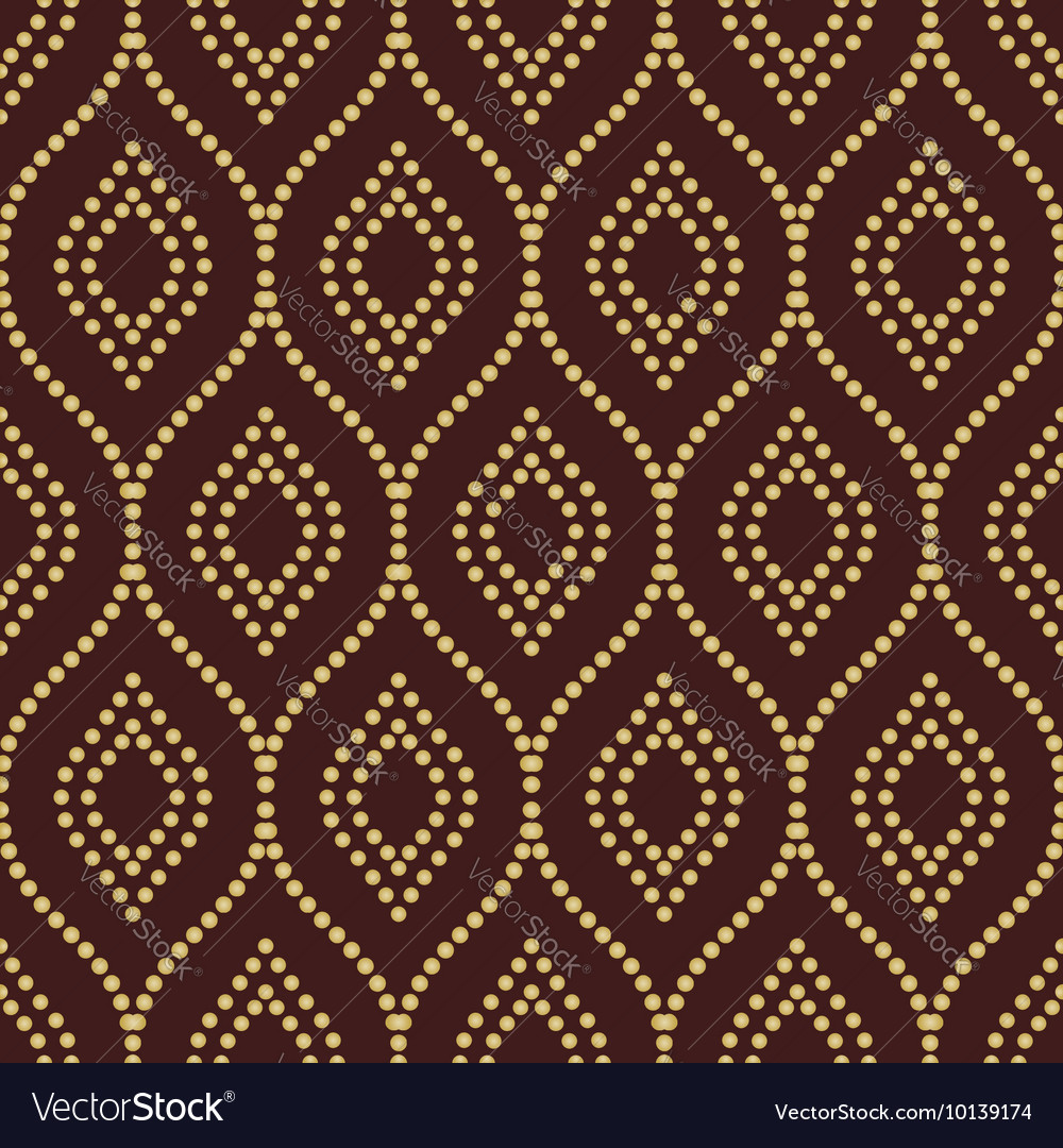 Seamless elegant background vector