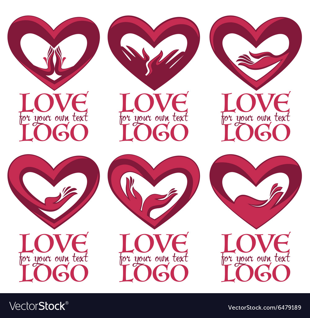 Love logo vector