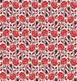 Ukrainian seamless pattern vector image