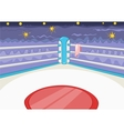 Boxing Ring vector image