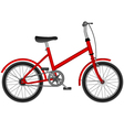 child bike vector image
