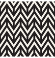 Seamless Chevron ZigZag Horizontal Lines vector image