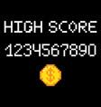 high score phrase vector image