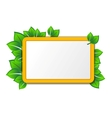 eco tablet vector image