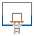 Basketball3 resize vector image