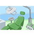 Dental Office vector image vector image