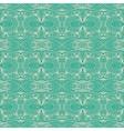 linear emerald green website background vector image